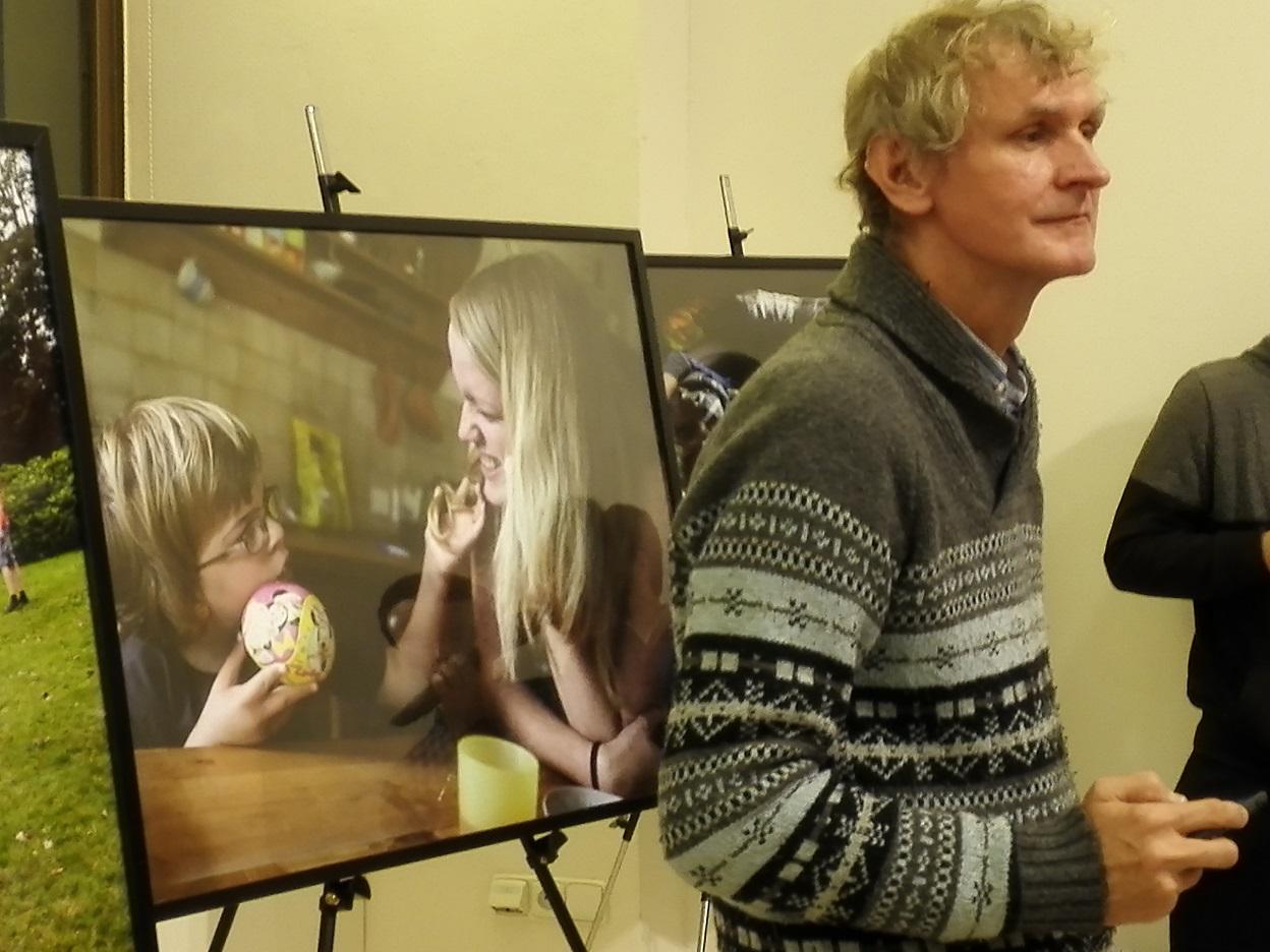 Jan Šibík: Autisty jsem fotil poprvé