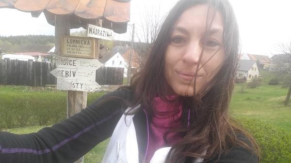 Putování očima putující autistky