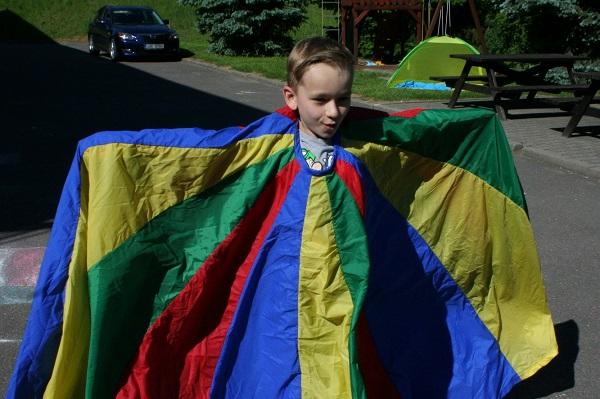 Asistentem na pobytu s autistickými a ADHD dětmi