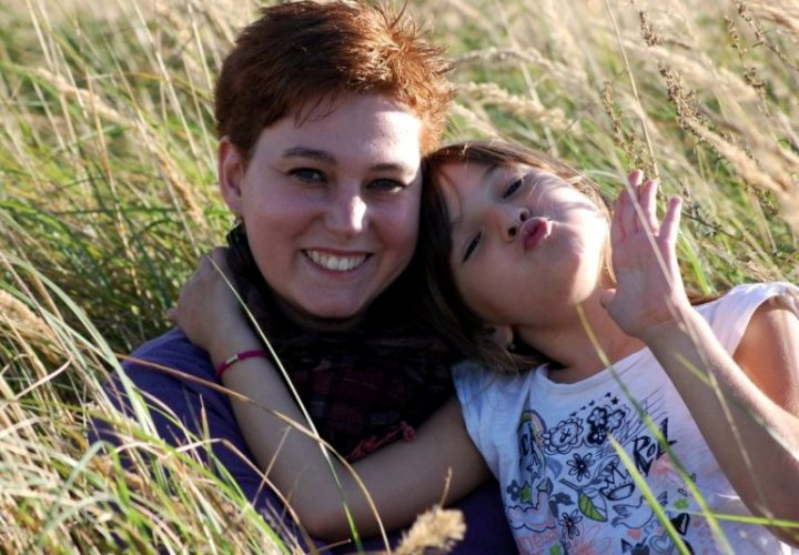 Maminka dcery s autismem potřebuje naši pomoc
