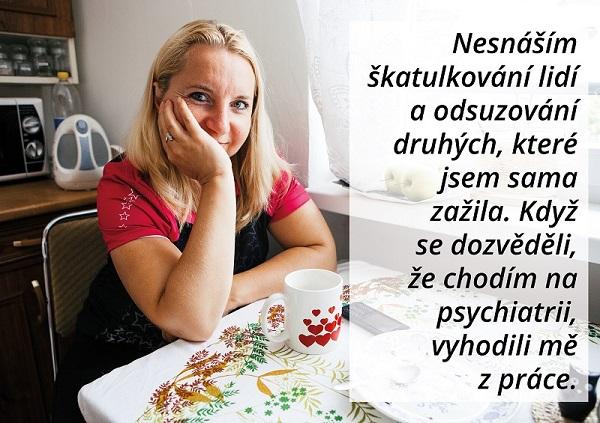 Neviditelní lidé - aneb jsou schizofrenici nebezpeční? 3