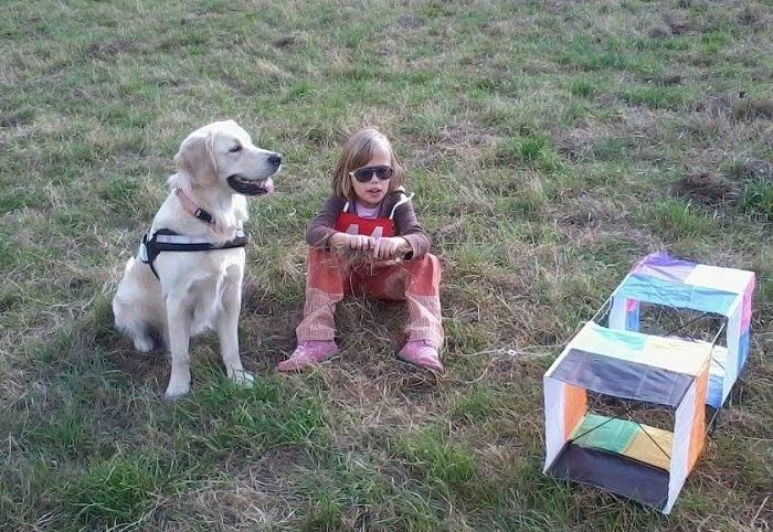 Tlapky lásky, aneb jak pomáhá autistickému dítěti pes 2