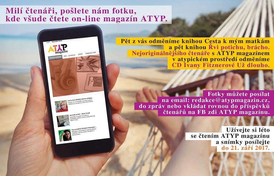 Velká letní soutěž s ATYP magazínem