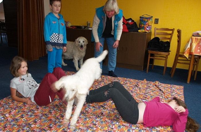 Tábor PAS z.s. pro děti s autismem 1