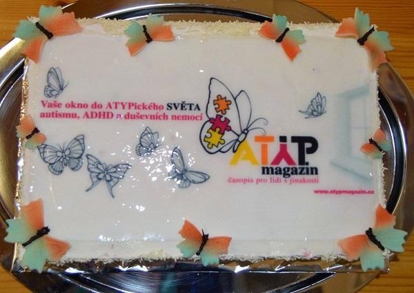 ATYP magazínu je rok