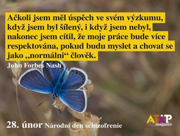 Národní den schizofrenie 2