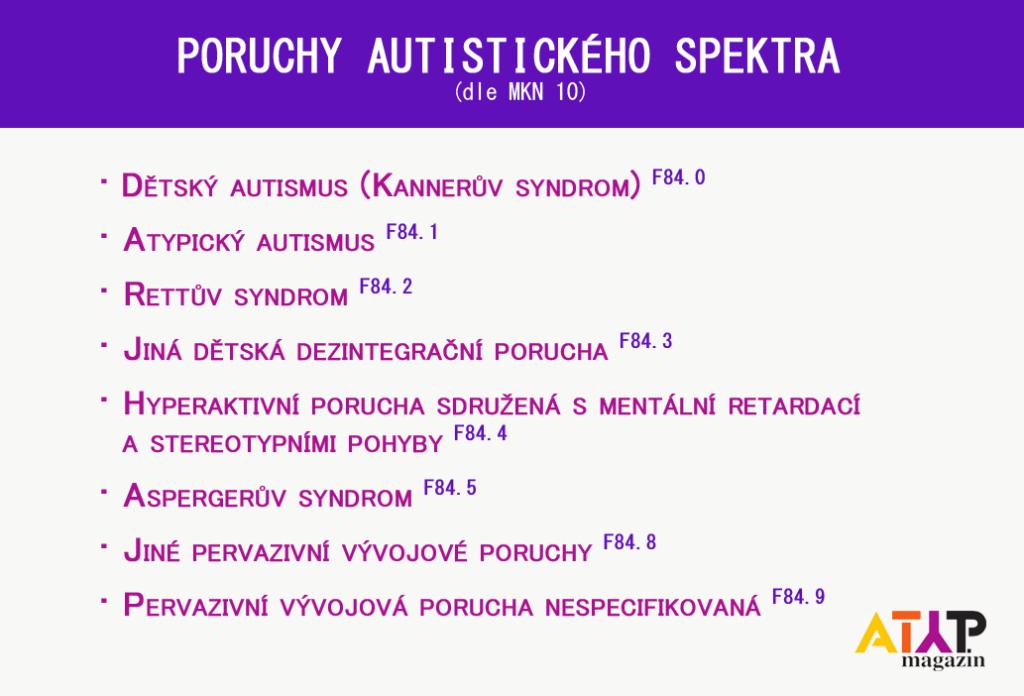 Diagnostika autismu se od 1. ledna 2019 zpřísní 2
