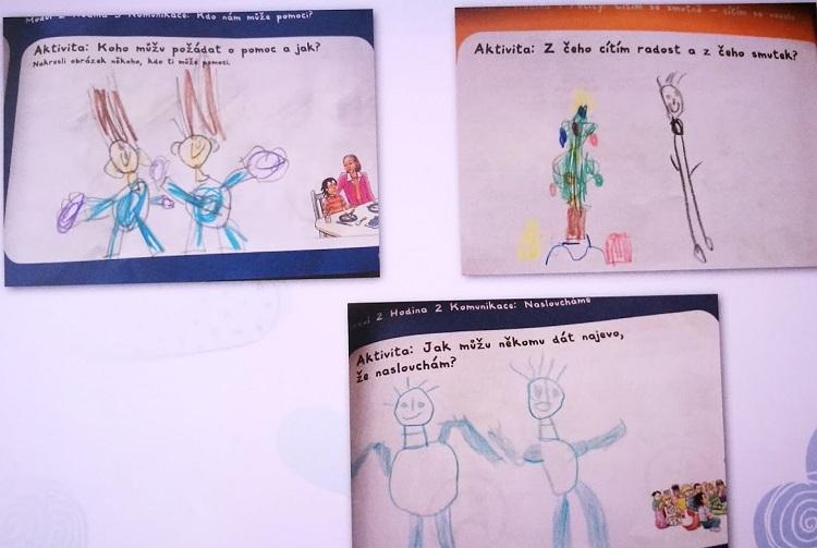 Duševní zdraví vinkluzivní škole aneb Jak Zipy a Jablík pomáhají 2