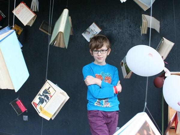 Jak přežít Svět knihy s dětmi na spektru a ADHD