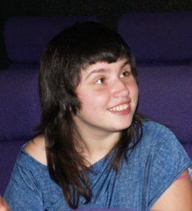 Veselá dívka Markéta s Rettovým syndromem 2