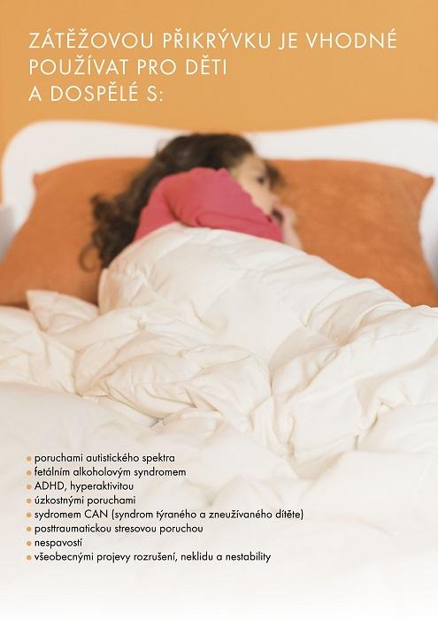 Zátěžové přikrývky pomáhají nejen lidem s autismem 1