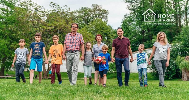 Homesharing rozjíždí v Pardubickém kraji Rodinné Integrační Centrum 3